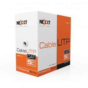 Cable utp cat5e gris,energy solutions group y nexxt energy.