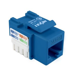 modulo keystone rj 45 cat 5e sin blindaje tipo 110 -2,energy solutions group y nexxt energy.