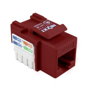 Modulo keystone rj45 cat sin blindaje tipo 110-3,energy solutions group y nexxt energy.