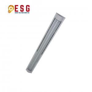 Lampara electrónica con rejilla 2*28,energy solutions group y nexxt energy.
