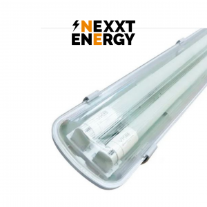 Lampara hermetica led,energy solutions group y nexxt energy