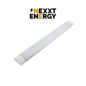 Lampara led antipolvo ultra delgada,energy solutions group y nexxt energy