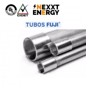 """Tuberia IMC UL de 1/2"""" a 4"""",energy solutions group y nexxt energy."""