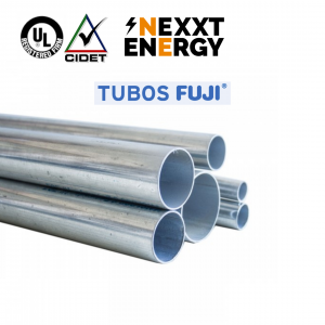 Tubería emt,energy solutions group y nexxt energy.