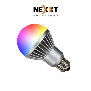 nexxt xpressions led bombilla led bloetooth que cambia colores,energy solutions group y nexxxt energy